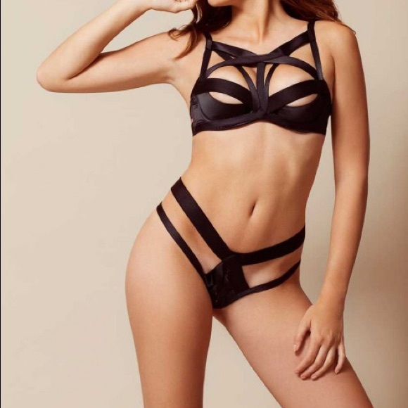 59aeb9715db Agent Provocateur Intimates & Sleepwear | Nwt Whitney Bra And Thong ...